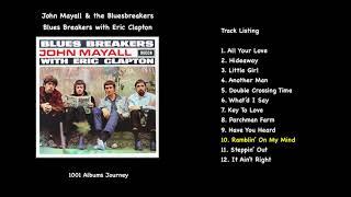 John Mayall & The Bluesbreakers - Ramblin' On My Mind