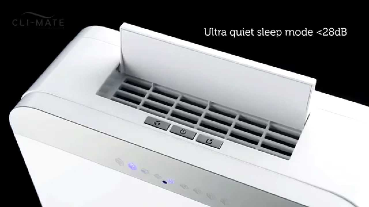 Cli~Mate Air Purification System