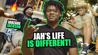 """It's About Having MY OWN Path!"" Inside 7'0"" Jahzare Jackson's Life! Pool Workout, Haircut & More 😱"