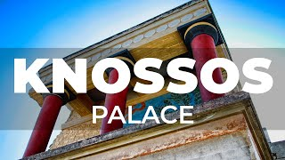 A walk around the Knossos palace