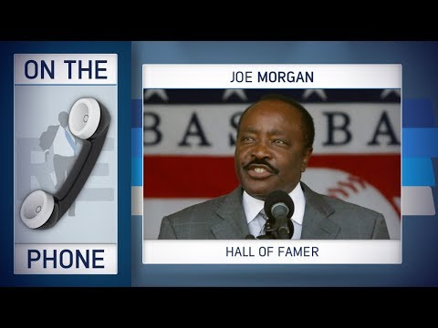 Hall of Famer Joe Morgan Talks Altuve, The Shift, Pete Rose & More w/Rich Eisen | Full Interview