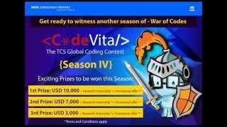 TCS CodeVita Journey