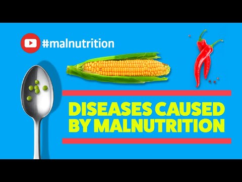 Video Diseases Caused by Malnutrition