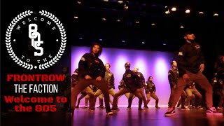 The Faction | FRONTROW | Welcome to the 805, 2015