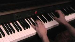 Touch like angel of death (Children of bodom) - Piano Cover by Aitor G. M.