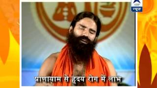 Baba Ramdev's Yog Yatra: Yoga to cure heart problems