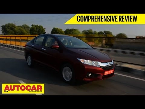 New 2014 Honda City | Diesel & Petrol Drive Review Video | Autocar India