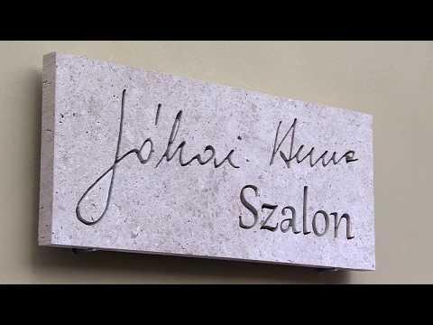 Jókai Anna Szalon nyílik az I. kerületben - video preview image