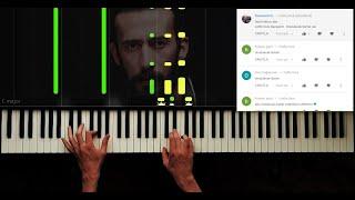 @Gazapizm35 - Unutulacak Dünler - Piano Tutorial by VN