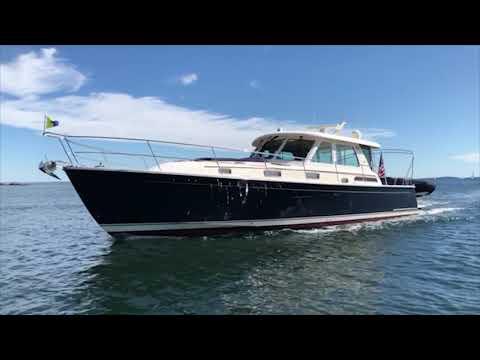 Sabre 48 Express video