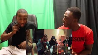 Belly Squad X Section Boyz   Sun Goes Down  *Reaction