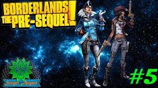 Borderlands: The Pre-Sequel - Совместное прохождение. Истинный искатель хранилища. Стрим #5