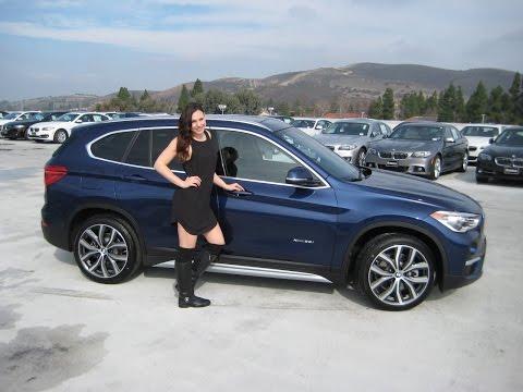 """New BMW X1 Xdrive 28I New Body Style / 19"""" Wheels / BMW Review"""