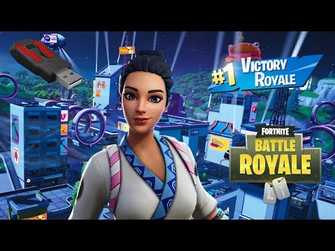 Xim Apex: Fortnite Battle Royal Settings (Unstoppable