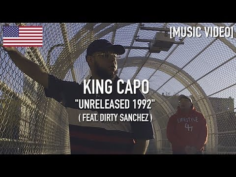 King Capo - Unreleased 1992 ( Feat. Dirty Sanchez ) [ Music Video ]