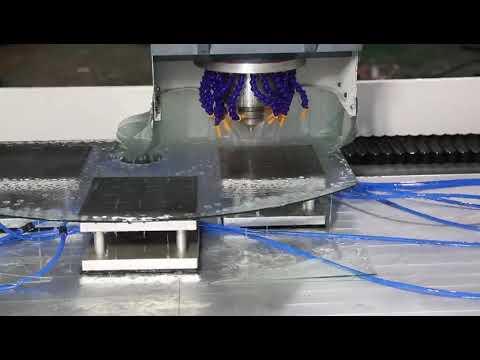 Waterjet Glass Cutting Service