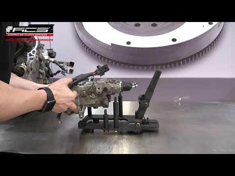 CLUTCH TECH: Hyundai i40 DCT Clutch Assembly Replacement