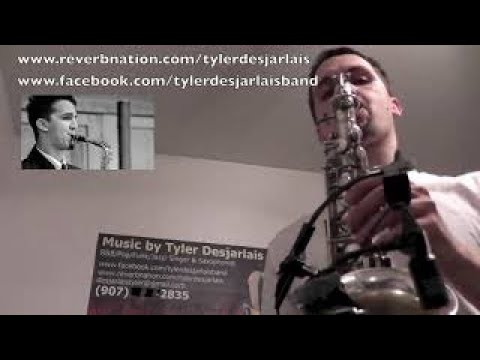 Mr. Magic Live Loop Sax Solo