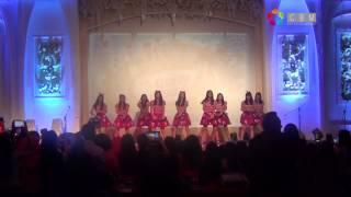 Teenebelle - Anak Sekolah [Live at Banjarmasin]