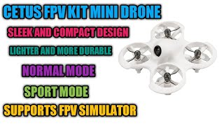 Cetus fpv kit mini drone | drone cetus fpv kit smallest | betafpv cetus fpv kit