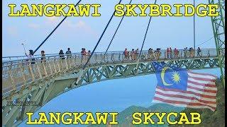 Небесный мост Лангкави в штате Kedah Малайзия является главной достопримечательностью острова, притягивающей множество туристов со всех стран мира.   ❤ Langkawi Sky Bridge - это чудо инженерной мысли: ✓ одна из самых высоких обзорных