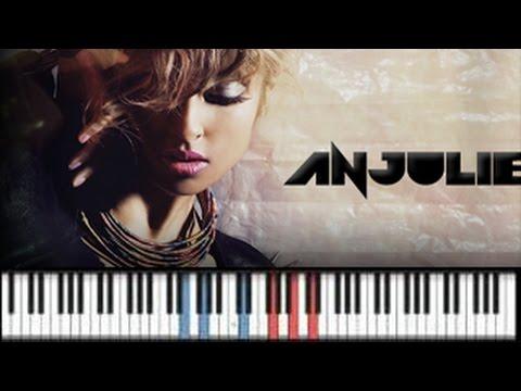 Anjulie - You and I (Piano Cover) [Benny Benassi Toronto live dance music guitar chick headphones ]