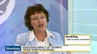 Bank Of Israel Governor Flug On Euro, Free Trade - 29 Mar 18    Gazunda