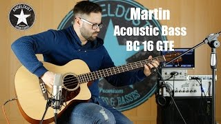 Martin BC 16 GTE Acoustic Bass | Angeldust-guitars.com
