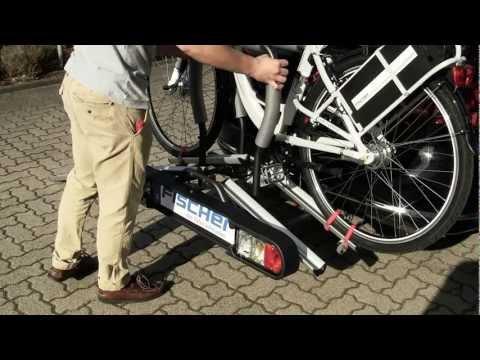 FISCHER Kupplungs-Fahrradträger