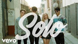 Clean Bandit - Solo feat. Demi Lovato [Official Lyrics]