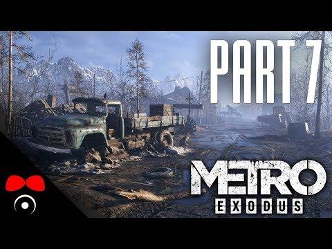 SÍDLO LIDOŽROUTŮ! | Metro Exodus #7