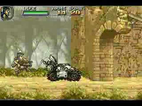 metal slug gba gameshark