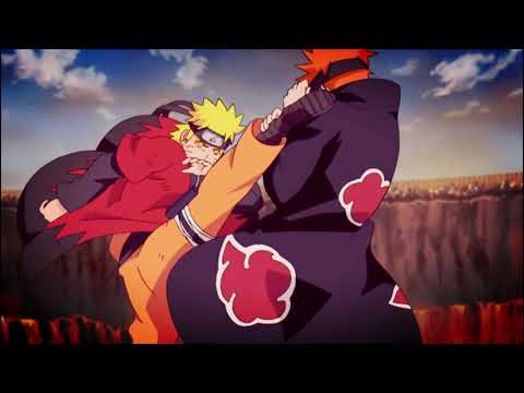 AMV」Naruto Shippuuden - Jiraiya's Death // Yamagsumi - смотреть