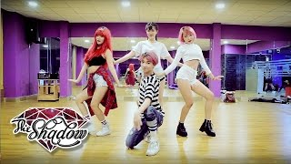 LipB - Love You Want You Choreography| by The Shadow