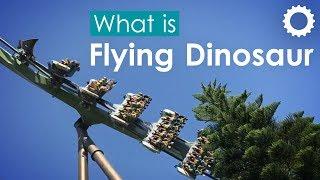 What is: Flying Dinosaur - Universal Studios Japan