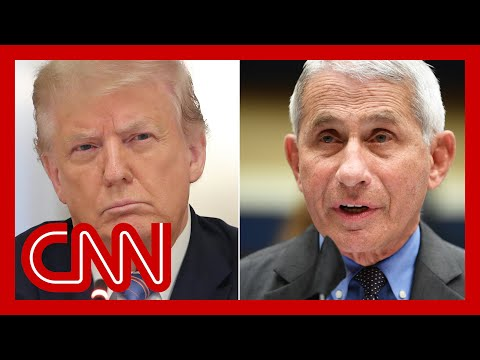 Listen to leaked call of Trump bashing Fauci to his staff