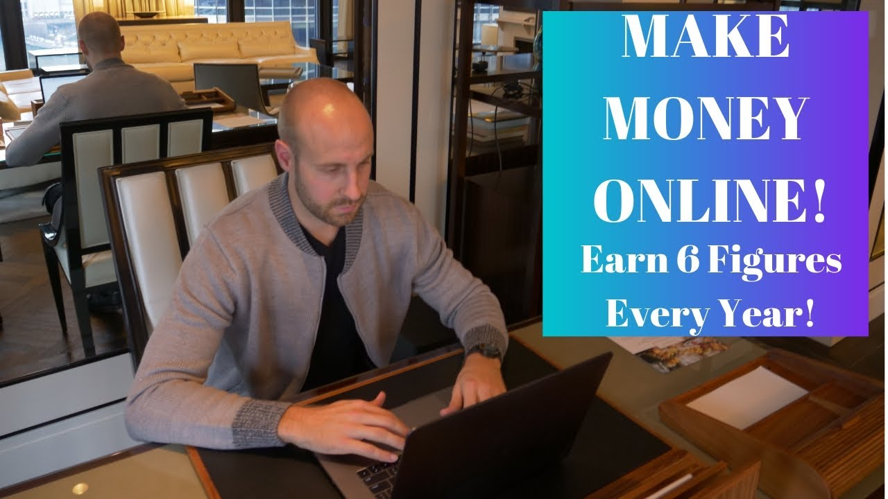 Earn Money Online: How To Make 6-Figures On Udemy Every Year! thumbnail