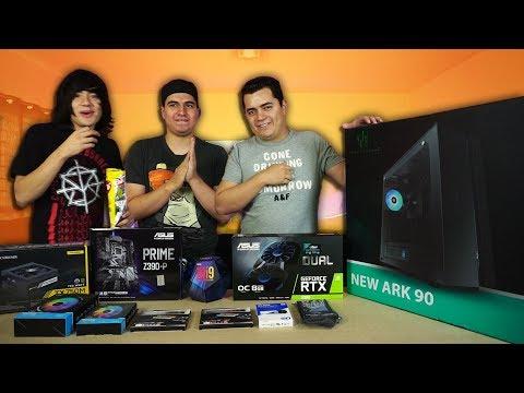 Ensamblando PC Gamer DaHorse Ft. PipePunk - Proto Hw & Tec