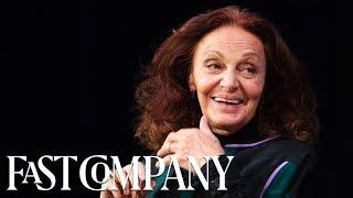 Diane Von Furstenberg's Secret To A Good Life | Fast Company