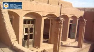 preview picture of video 'sustainability indicator of vernacular architecture of yazd city ,work by Ali Haghshenas'