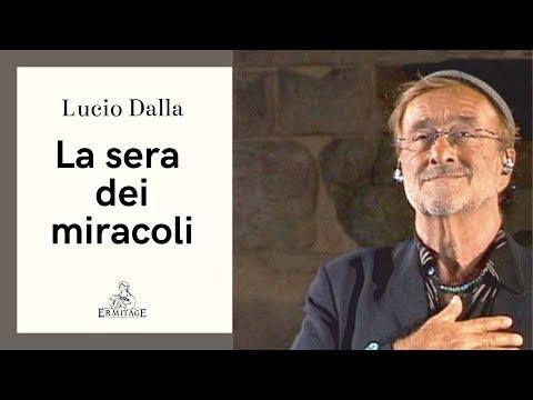 Significato della canzone La sera dei miracoli di Lucio Dalla