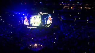 Justin Bieber Sorry Live at An Evening With Justin Bieber - Staples Center 2015