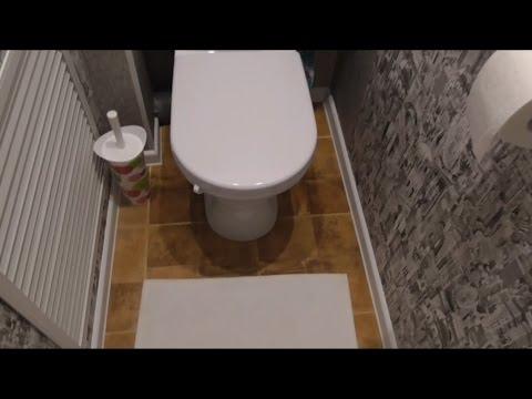 Самый бюджетный.  ремонт туалета!