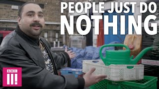 People Just Do Nothing | Chabuddy On Upcycling