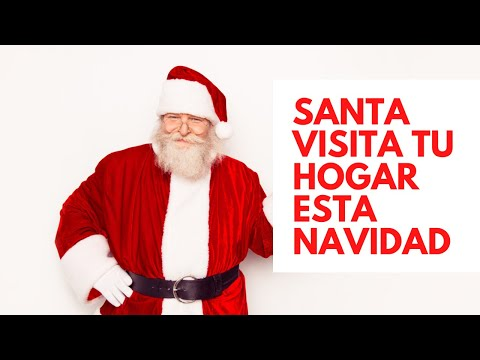 Santa te visita en navidad[;;;][;;;]