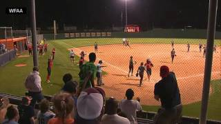 Premature celebration costs softball team title