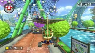 Water Park - 1:39.816 - Mςもermind (Mario Kart 8 World Record)