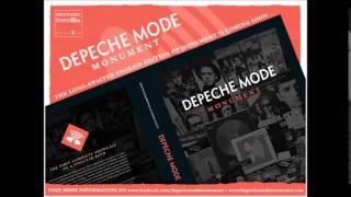 Depeche Mode - Monument Buchlesung