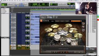 Pro Tools Tip: Part 3 of 3: Drum Production - Advanced Tempo Mapping and Layering with EZDrummer