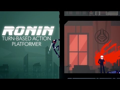 Ronin - PC Launch Trailer thumbnail